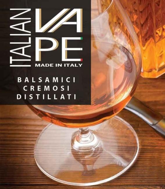 Aromi Balsamici, Cremosi e Distillati - Concentrato 10ml - Italian Vape