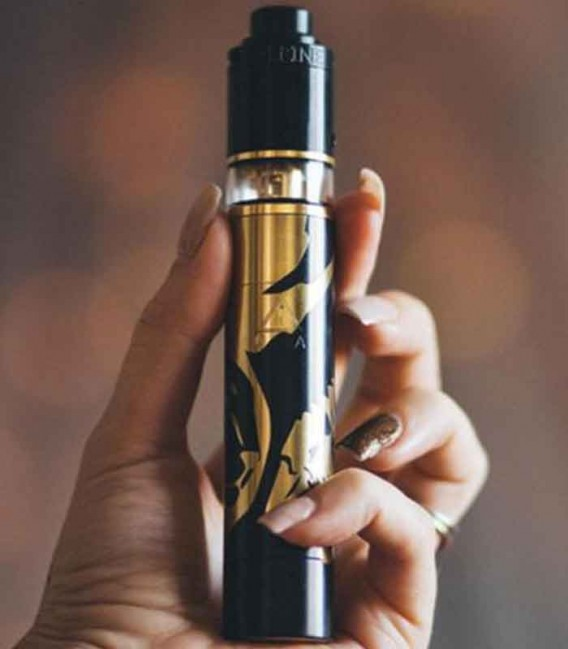 Eye of the Tiger - mech mod limited edition - Duvo Mod e Synethic Cloud