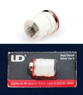 Zephyrus All Ceramic ROCC head - UD Youde Technology