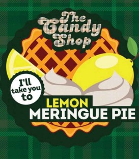 Lemon Meringue Pie - The Candy Shop - Big Mouth
