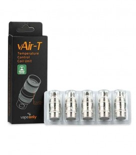 vAir-T Replacement Coil - Atlantis - Vapeonly