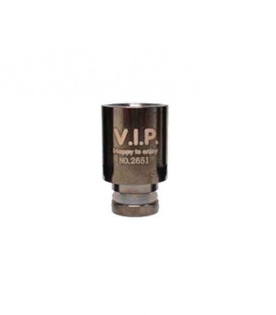 """Drip Tip """"Vip"""" in Acciaio - Limited Edition"""