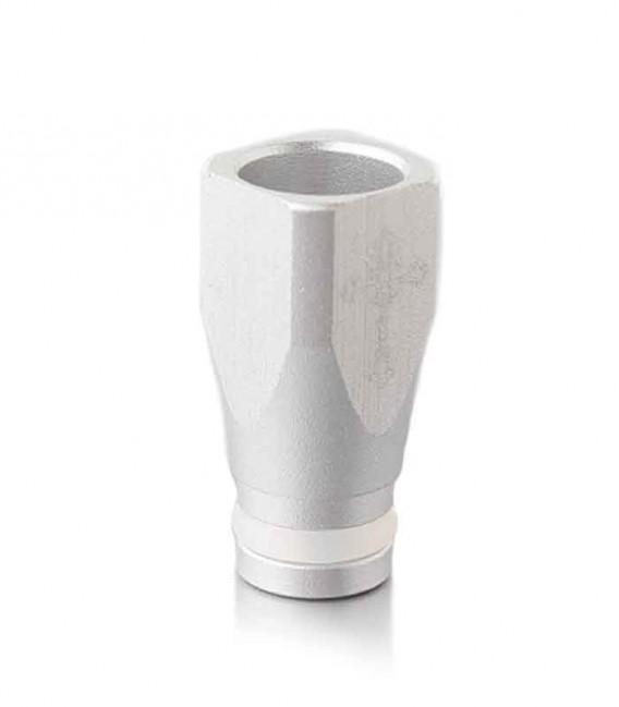 """Drip Tip """"Square"""" in Alluminio"""