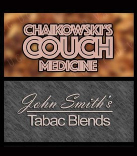 Chaikowski's Cough Medicine - John Smith's Tabac Blend - Twisted