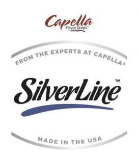 Silverline by Capella Flavors - Aroma Concentrato 13ml