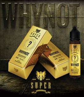 Maggiori dettagli di WHY NOT - Concentrato 20ml - Super Flavor