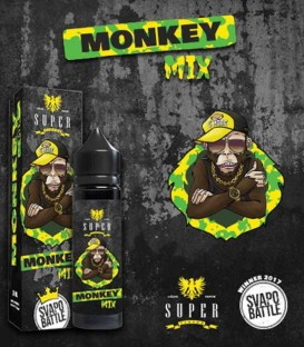 Super MONKEY - Ft. SVAPOBATTLE - Concentrato 20ml - Super Flavor