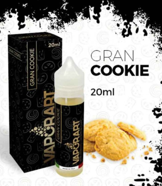 Gran Cookie - Concentrato 20ml - Vaporart