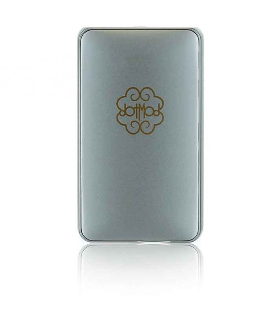 DotBox Dual Mech Mod - Space Grey Limited Edition - DotMod