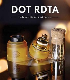 Maggiori dettagli di DotRDTA 24mm - Ultem Gold Series - DotMod