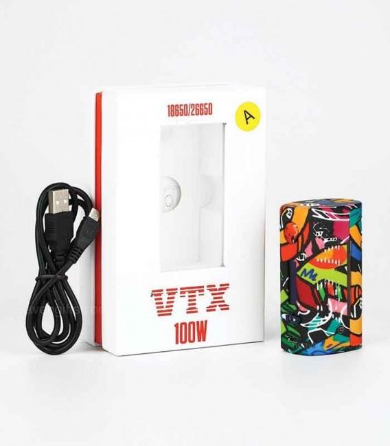VTX Box Mod 100W - Vapecige