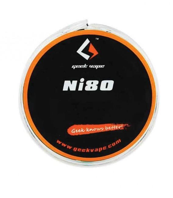 GeekVape Ni80 Tape Wire 26ga
