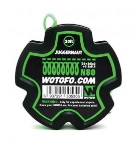 Wotofo N80 Juggernaut Wire