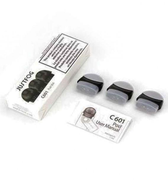 C601 POD Replacement Cartridge - 1pz - JustFog