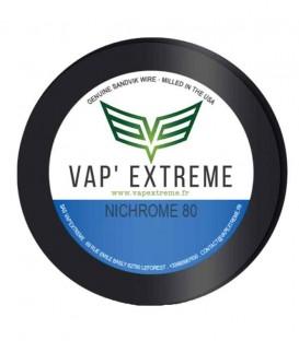 Maggiori dettagli di Ribbon Nichrome 80 - 100 feet (circa 30 m) - Vap' Extreme