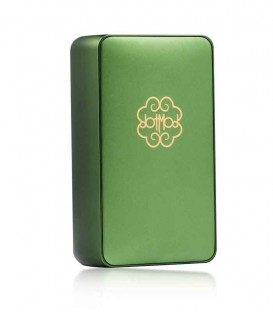 DotBox Dual Mech Mod - Green Limited Edition - DotMod