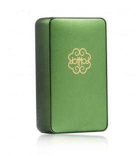Maggiori dettagli di DotBox Dual Mech Mod - Green Limited Edition - DotMod