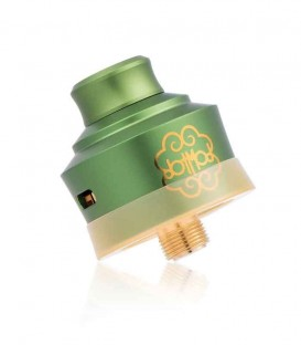DotRDA Single Coil - Green Limited Edition - DotMod