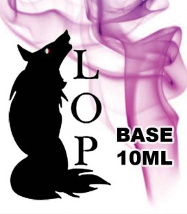 Base 10ml con nicotina - Lop Liquids