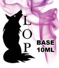 Base 10ml con nicotina - Lop Liquids