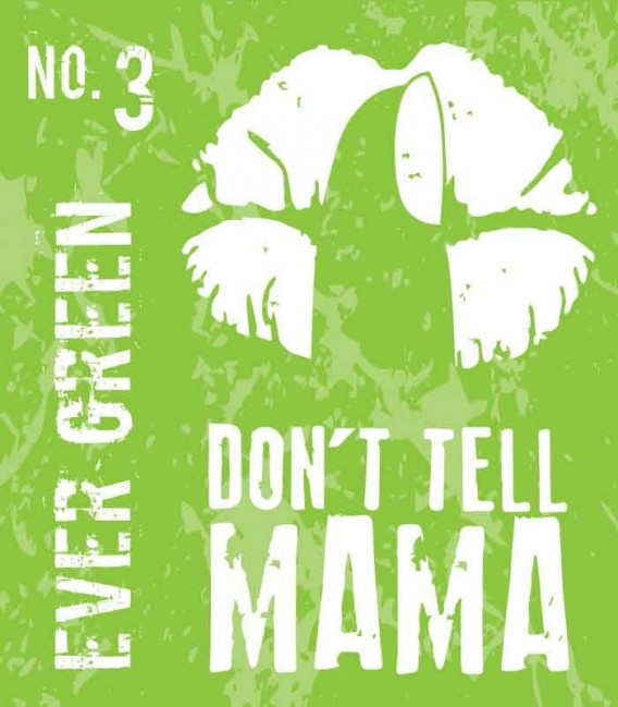 "DON'T TELL MAMA - ""Easy 2 Vape"" - mix series 25ml"