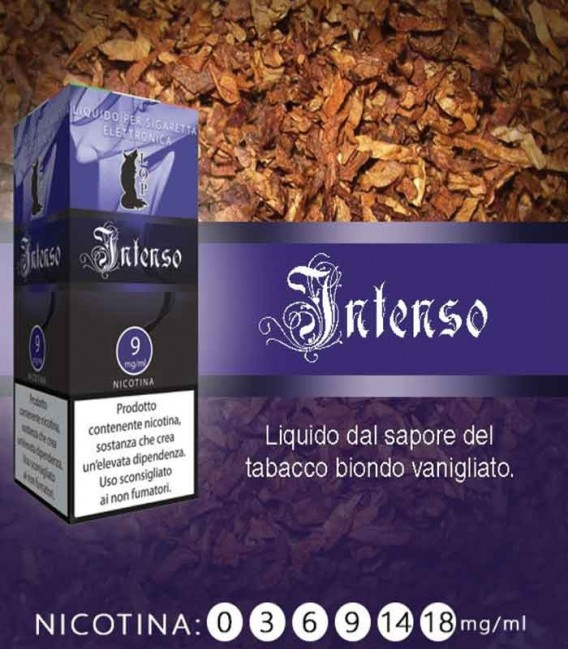 Tabaccosi - Linea LOP 10ml