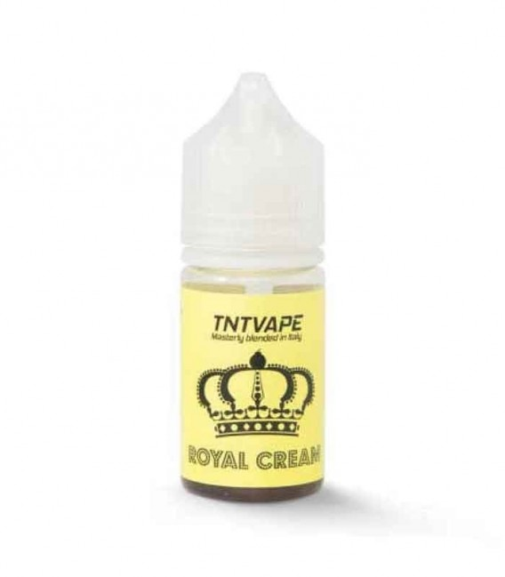 Royal Cream - Concentrato 20ml - TNT Vape