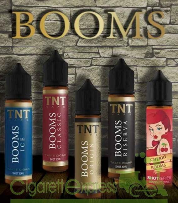 Booms - Concentrato 20ml - TNT VAPE