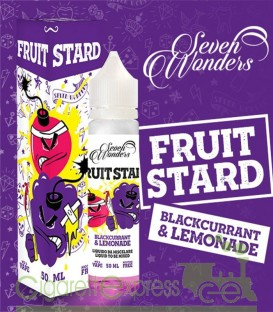 Fruitstard - Mix Series 50ml - Seven Wonders