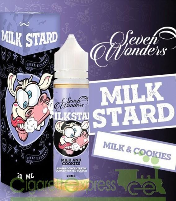 Milkstard - Mix Series 50ml - Seven Wonders