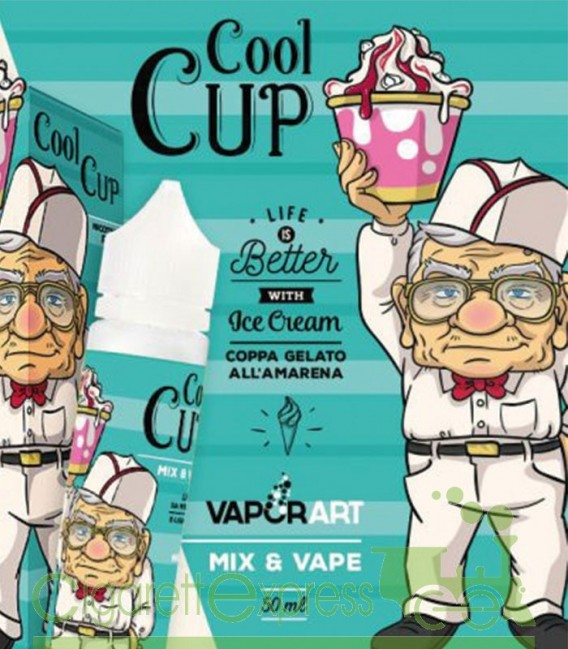 The Cup Series - Mix Series 50ml - Vaporart