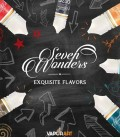 SEVEN WONDERS EXQUISITE FLAVORS - MIX SERIES 50ML