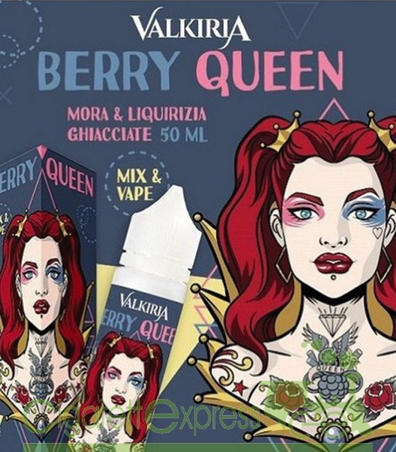 Berry Queen - Mix Series 50ml - Valkiria