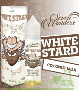 Whitestard - Mix Series 50ml - Seven Wonders