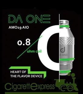 Maggiori dettagli di AMO19 Head Coil  - 0.8ohm - Da One