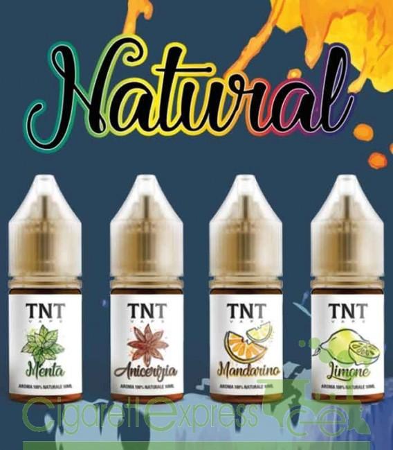 Natural Organic - Aroma Concentrato 10ml - TNT VAPE