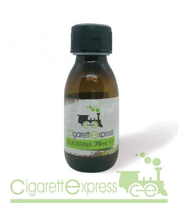 Glicerina Vegetale - 70ml - Cigarettexpress