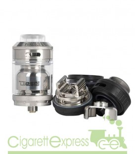 Glass Cap per DotRDA Single Coil - Trinity Glass Vape