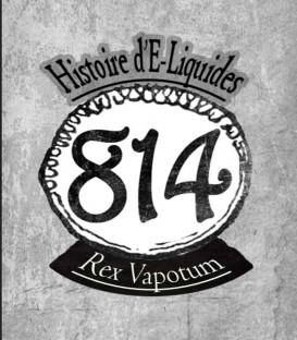 814 Histoire D'E-Liquides– Aroma Concentrato 10 ml