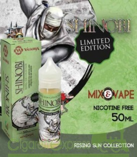 Shinobi Ice Limited Edition - Mix Series 50ml - Valkiria