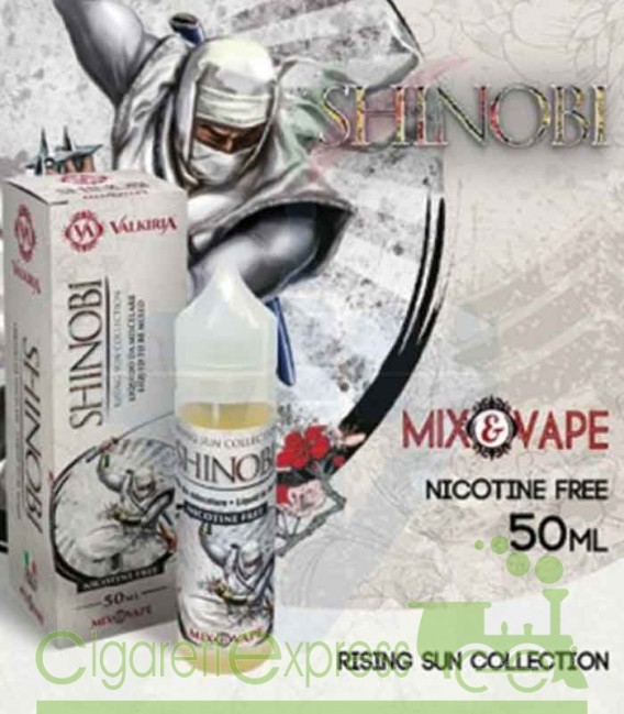 Shinobi - Mix Series 50ml - Valkiria
