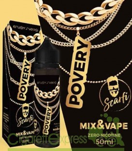 Povery by Scarfi - Mix Series 50ml - Enjoy Svapo