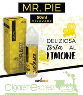 Mr. Pie - Mix Series 50ml - Vaporart