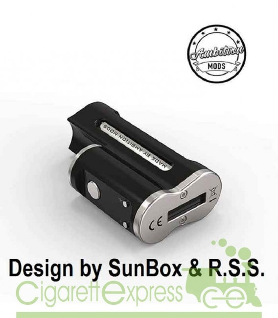 Easy Side - Box Mod 60W - Ambition Mods & SunBox