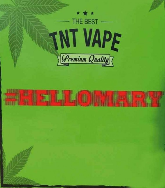 #hellomary – Aroma Concentrato 10 ml