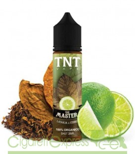 The Master - Concentrato 20ml - TNT VAPE