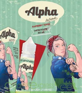 Alpha - Mix Series 50ml - Enjoy Svapo