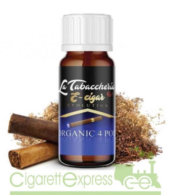 """""""Organic 4 POD"""" by La Tabaccheria - Estratto concentrato 10ml"""