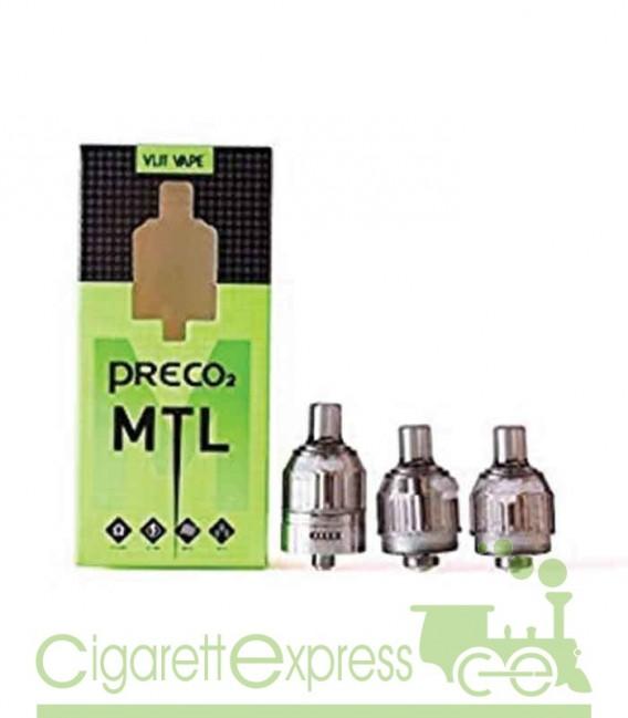 Preco 2 MTL - Atomizzatore Vlit - V-Zone
