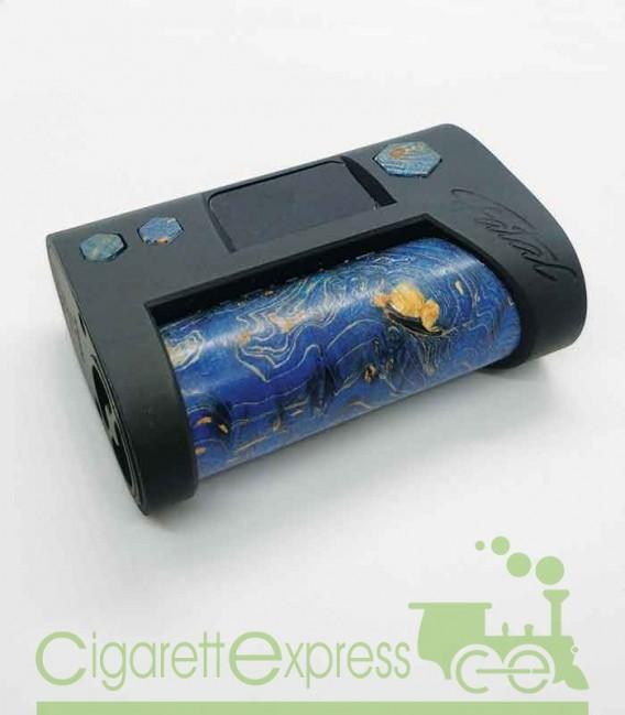 Fatal Box Mod 100W - limited edition legno stabilizzato - QP Design
